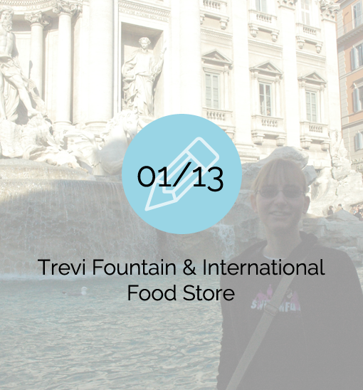 Trevi Fountain & International Food Store - 2007-01-13