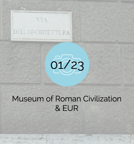 Museum of Roman Civilization & EUR - 2007-01-23