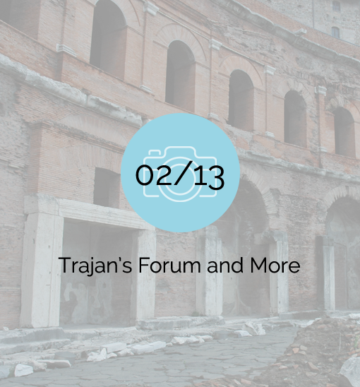 Trajan's Forum and More - 2007-02-13